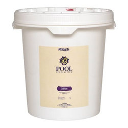 ADVANTIS TECHNOLOGIES - POOL STABILIZER (CYNAMIC ACID) 35# - Robarb -- Maximizes Available Chlorine In Pools and  Is Specially Designed To Reduce Chlorine Loss From Sunlight Exposure. 35 Lb. Container.