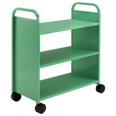 Contemporary Bookcases by School Outfitters