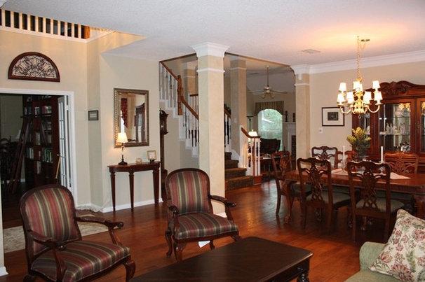 Traditional Hardwood Flooring by Flaherty's Flooring America