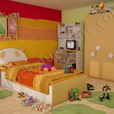 Modern Kids Beds by New Lucky Furniture Pvt. Ltd.