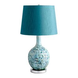 Cyan Design - Cyan Design 04816 Jordan 1 Light Table Lamp - Features: