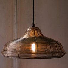 Eclectic Pendant Lighting by Iron Accents