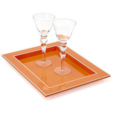 Contemporary Serving Trays by Z Gallerie