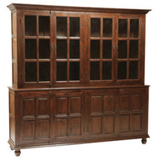 Traditional China Cabinets And Hutches by Andella Home