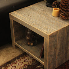 Modern Side Tables And End Tables by JW Atlas Wood Co.