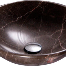 Contemporary Bathroom Sinks by beyonDecor