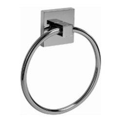Graff - Graff - Towel Ring - G-9106-OB - Olive Bronze Finish