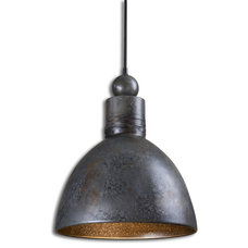 Industrial Pendant Lighting by Fratantoni Lifestyles