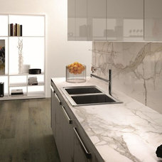 Modern Vanity Tops And Side Splashes by Trendy Surfaces