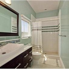 Tropical Bathroom Our Home