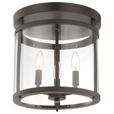 Transitional Flush-mount Ceiling Lighting by Arcadian Home & Lighting