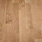 Eddie Bauer Floors - Eddie Bauer Floors - Traditional Oak Strip - Terra - The expressive natural beauty of sawn oak hardwood.