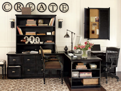 modern  Home Office Designs | Home Office Decor | - Ballard Designs