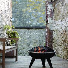 Contemporary Fire Pits by Build.com