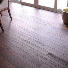 Traditional Hardwood Flooring by Weaver Custom Homes