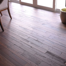 Traditional Wood Flooring by Weaver Custom Homes