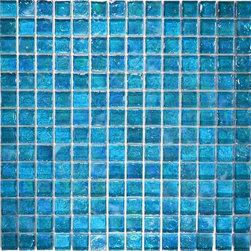 Aqua Mosaics   GP82323B2   Turquoise   Tile -