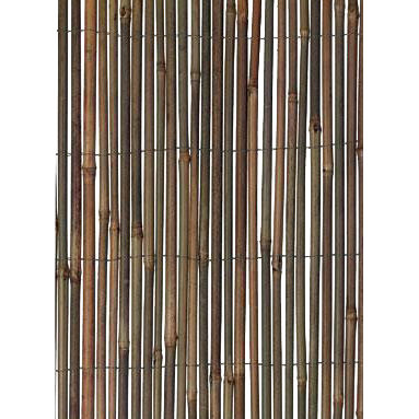 """Gardman USA - Bamboo Fencing High 13'x5' - BAMBOO FENCING  13'0"""" LONG x 5' HIGH.  Ideal cover for fencing and unsightly areas.  Simple to attach to fence uprights with ties or staples.  Pre-cut size for consumer convenience.  Great value!"""