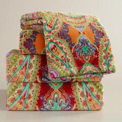 Venice Bath Towel Collection -