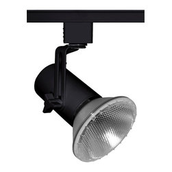 Juno Lighting - Trac-Master T691 Mini Swivel Universal Track Light, T691bl - Universals offer a wide range of lamp options depending on the application.