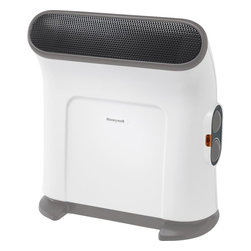 Kaz Inc - Honeywell ThermaWave Ceramic Heater White - KAZ ThermaWave Ceramic Heater - White.