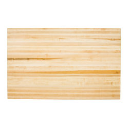 Lyn Design ISL01-TOP Wood Butcher Block Top