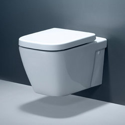 Bathroom Design: Caroma Toilets - Invisi Series II Cube