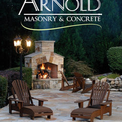 by ARNOLD Masonry and Concrete