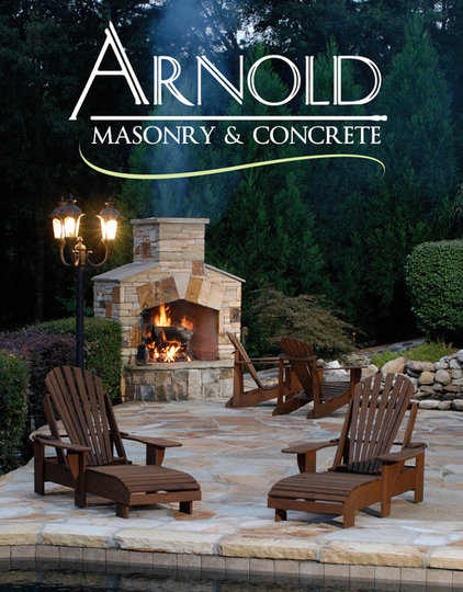 by ARNOLD Masonry and Landscape