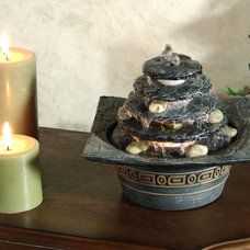 Asian Indoor Fountains by Serenity Health & Home Decor