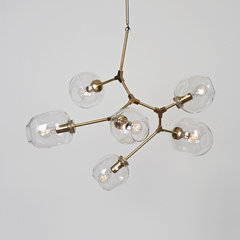 contemporary chandeliers by roomonline.com