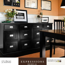 Traditional  by DeWils Custom Cabinetry