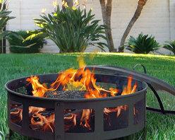 Outdoor Classics - Outdoor Classics Bravado Mesh Fire Pit -