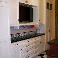 Traditional Laundry Room by Design Moe Kitchen & Bath / Heather Moe designer