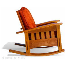 Traditional Rocking Chairs by Berkeley Mills