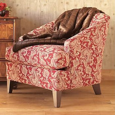 Traditional Living Room Chairs by Gump's