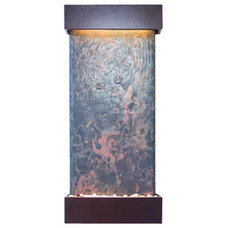 Modern Indoor Fountains by Shop Chimney
