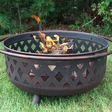 traditional firepits by Serenity Health & Home Decor