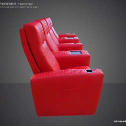 FERRIER Recliner Lux Seats - THE FERRIER BRINGS THE ULTIMATE COMBINATION