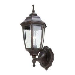 oil rubbed bronze 1 light outdoor dusk to dawn wal shop for lighting. Black Bedroom Furniture Sets. Home Design Ideas