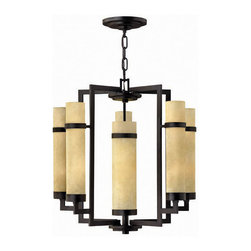 Hinkley Lighting 4095RI Cordillera Rustic Iron 10 Light Chandelier - Hinkley Lighting 4095RI Cordillera Rustic Iron 10 Light Chandelier*Number of Bulbs: 10*Bulb Type: 40 Watt Medium*Collection: Cordillera*Glass/Shade: Light Scavo*Weight: 28 lbs*Safety Rating: C-US Dry Rated