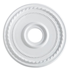 "Quorum International - Quorum 7-2605-8 17.5"" Ceilng Medallion-Sw - Quorum 7-2605-8 17.5"" Ceilng Medallion-Sw"