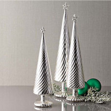 Modern Holiday Accents And Figurines by Gump's