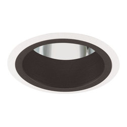 "Juno Lighting - Juno 651 6"" Open Baffle Trim, 651b-Wh - 6"" Open Baffle Trim for use with select Juno housings"
