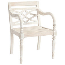 Traditional Outdoor Chairs by Ballard Designs