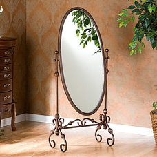 Contemporary Makeup Mirrors by Improvements Catalog