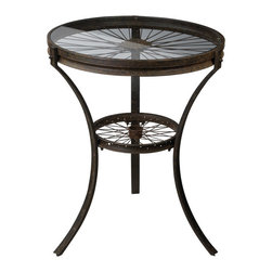 Sterling Industries - Sterling Industries 129-1011 Industrial Style Side Table - Side Table (1)