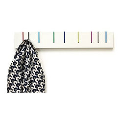 Symbol Coat Rack, Desu Design - Color