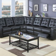 Contemporary Sectional Sofas by BuySectional.com