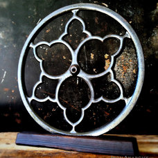 Industrial Accessories And Decor by Hylton Butterfield
